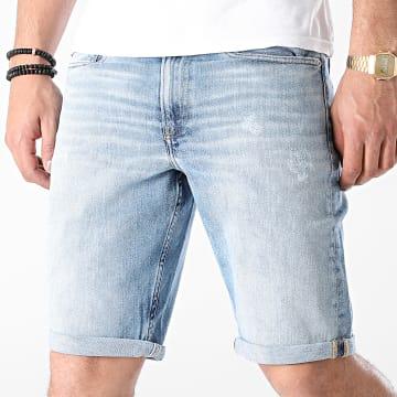 Calvin Klein - Short Jean 7745 Bleu Denim