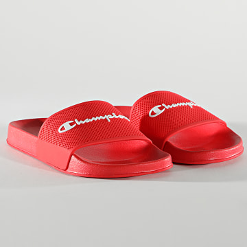 Champion - Claquettes Daytona S20874 Rouge