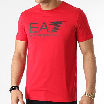 EA7 Emporio Armani - Tee Shirt 3KPT39-PJ02Z Rouge