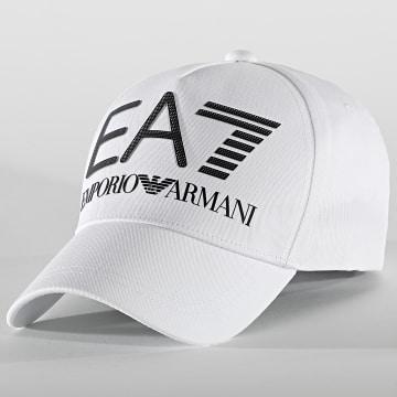 EA7 Emporio Armani - Casquette Visibility 275916 Blanc