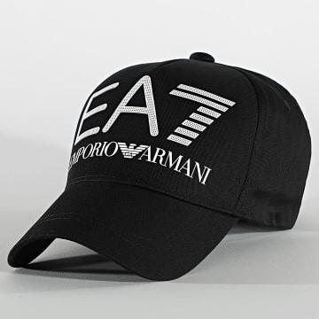 EA7 Emporio Armani - Casquette Visibility 275916 Noir