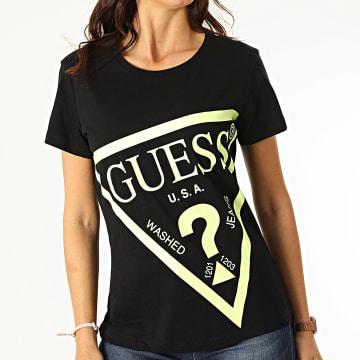 Guess - Tee Shirt O1GA56-JA911 Noir