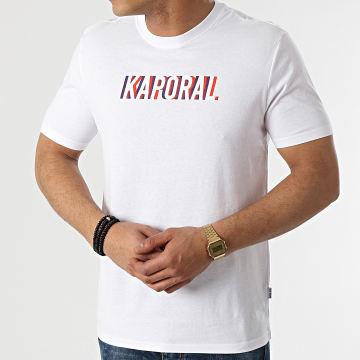 Kaporal - Tee Shirt Dean Blanc