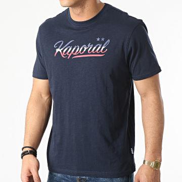 Kaporal - Tee Shirt Daril Bleu Marine