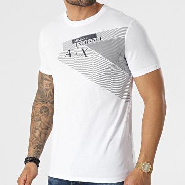 Armani Exchange - Tee Shirt 3KZTGP-ZJBVZ Blanc