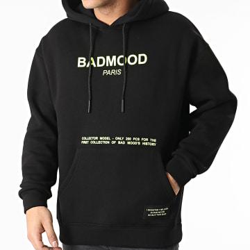 Badmood - Sweat Capuche Collector Noir