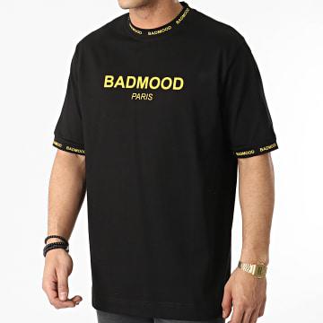 Badmood - Tee Shirt Repeat Please Noir