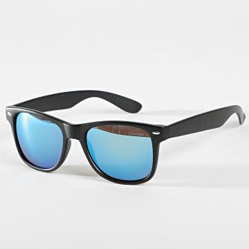 Classic Series - Lunettes De Soleil 023128ZV Noir Bleu