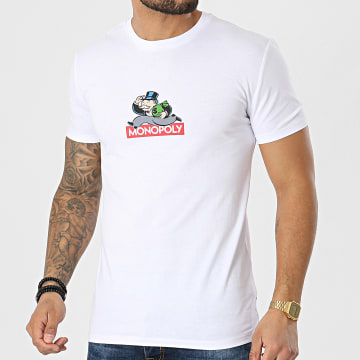 Monopoly - Tee Shirt Looking For Moula Blanc