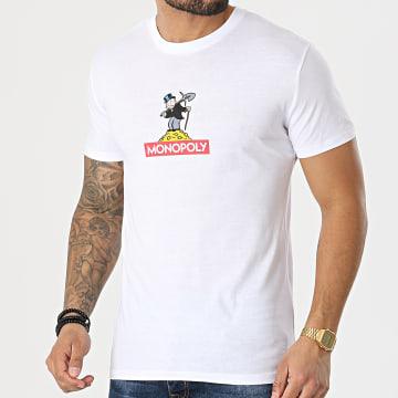 Monopoly - Tee Shirt Gold Mine Blanc