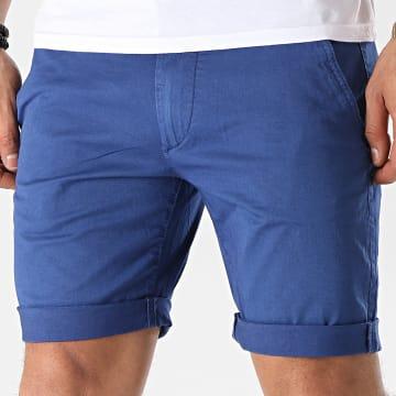 Pepe Jeans - Short Chino Queen PM800227C75 Bleu Roi