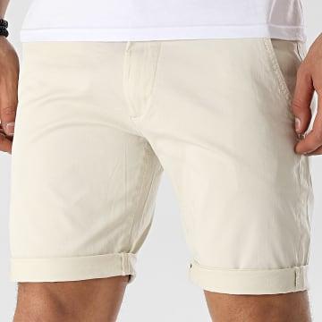 Pepe Jeans - Short Chino Queen PM800227C75 Ecru