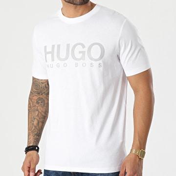 HUGO - Tee Shirt Dolive 213 50454191 Blanc