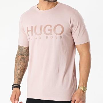 HUGO - Tee Shirt Dolive 213 50454191 Rose