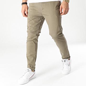 MZ72 - Pantalon Chino Esto Vert Kaki