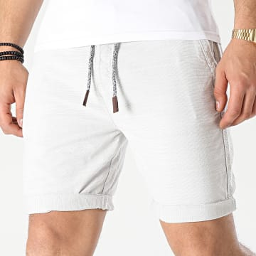MZ72 - Short Chino Fadily Gris Clair