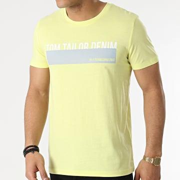 Tom Tailor - Tee Shirt 1016303-XX-12 Jaune