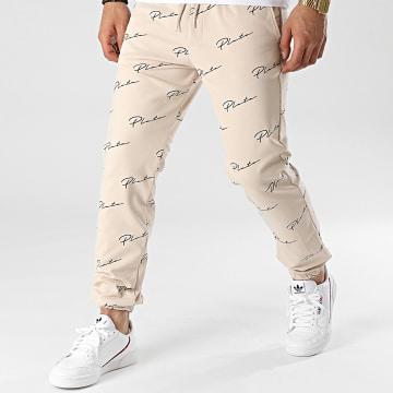 Uniplay - Pantalon Jogging UPP51 Beige