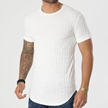 Uniplay - Tee Shirt Oversize UY610 Ecru