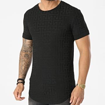Uniplay - Tee Shirt Oversize UY610 Noir