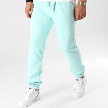 Uniplay - Pantalon Jogging UPP52 Bleu Turquoise