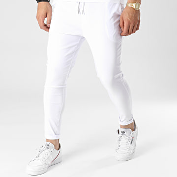 Uniplay - Pantalon T3597 Blanc