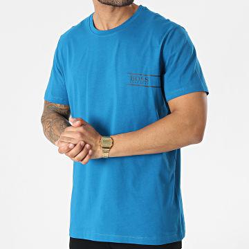 BOSS - Tee Shirt RN 50426319 Bleu