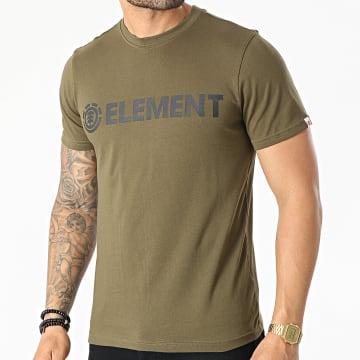 Element - Tee Shirt Blazin Vert Kaki