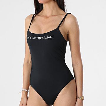 Emporio Armani - Maillot De Bain Femme 262620-1P313 Noir