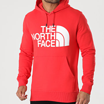 The North Face - Sweat Capuche Standard A3XYDV33 Rouge