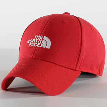 The North Face - Casquette RCYD 66 Classic Rouge
