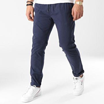 Tommy Jeans - Pantalon Chino Slim Scanton 0125 Bleu Marine