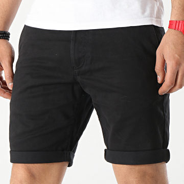 Tommy Jeans - Short Chino Scanton 1076 Noir