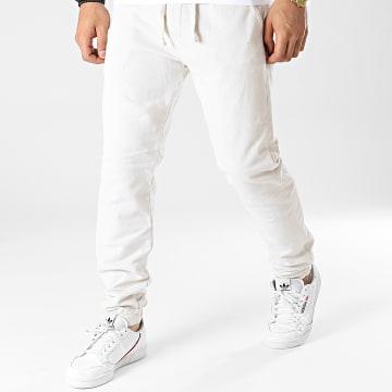 Uniplay - Pantalon Jogging UPP52 Beige Sable