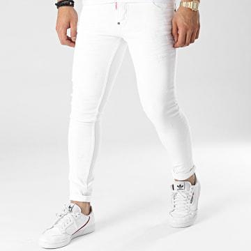 Uniplay - Jean Skinny 502 Blanc
