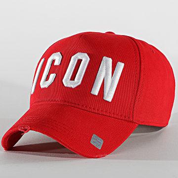 Uniplay - Casquette Cap 1 Rouge