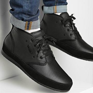 Vo7 - Baskets Royal Mat Dark Noir