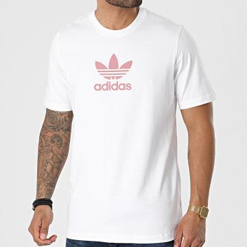 Adidas Originals - Tee Shirt Trefoil Series GN3655 Ecru
