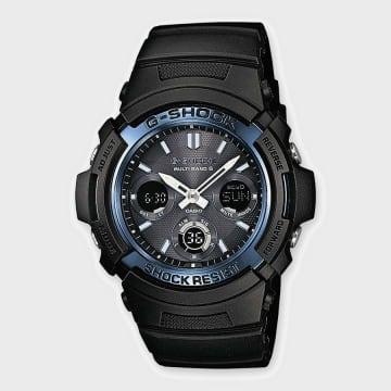 Casio - Montre G-Shock AWG-M11A-1AER Noir