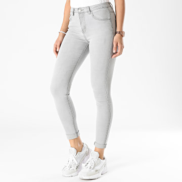 Girls Only - Jean Skinny Femme A1058 Gris