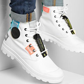Palladium - Boots Pampa Lite Overlab Neon 77082 Star White