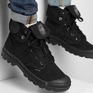 Palladium - Boots Pallabrouse Baggy 02478 Black Metal