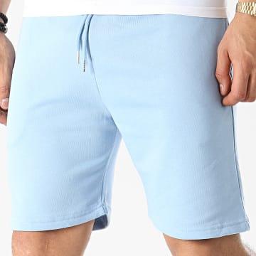 Frilivin - Short Jogging BM1168 Bleu Clair