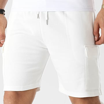 Frilivin - Short Jogging BM1137 Blanc