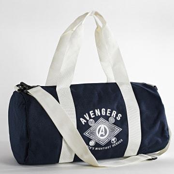 Avengers - Sac De Sport Avengers Bleu Marine