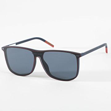 Tommy Jeans - Lunettes De Soleil 0017 Bleu Marine