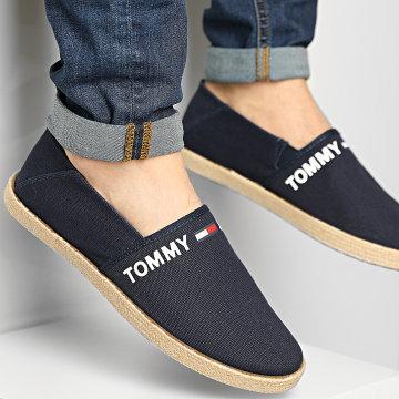 Tommy Jeans - Espadrilles Tommy Jeans Logo 0676 Twilight Navy
