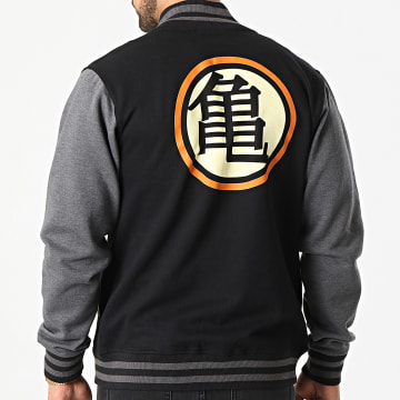 Dragon Ball Z - Veste ABYSWE043 Noir