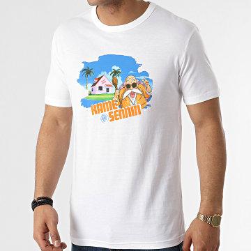 Dragon Ball Z - Tee Shirt ABYTEX529 Blanc