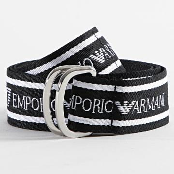 EA7 Emporio Armani - Ceinture 245034-1P817 Noir